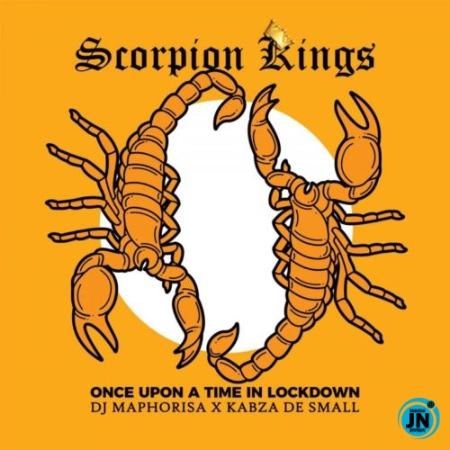 Once Upon A Time In Lockdown: Scorpion Kings Live 2 Album